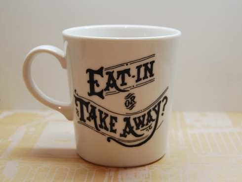 Bob Foundation / Mug-TEA COFFEE(ティー コーヒー)
