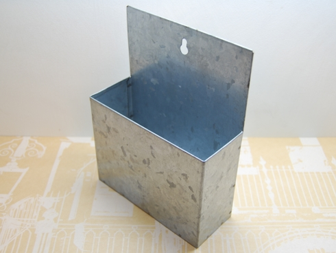 LETTER BOX / ブリキ製 レターボックス