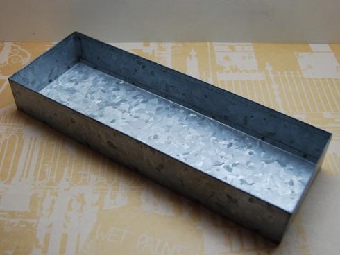CUTLERY BOX / ブリキ製 カトラリーボックス