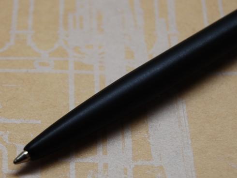 RAMBOLD ボールペン ブラック/ゴールド 【独絶版】