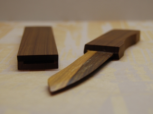 Artecma アルテクマ / 木製レターオープナー
