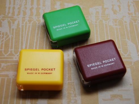 SPIEGEL / スピーゲル ポケットルーペ 【独絶版】