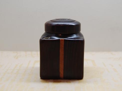Reden's PARIS / 木製インク壺 ダークブラウン