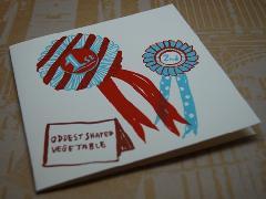 Number 62 二折りギフトカード 1st2nd
