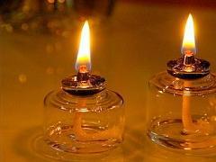 MINI OIL LAMP ミニオイルランプ 4時間