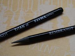 LYRA TITAN 6Bグラファイト鉛筆
