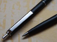 RAMBOLD ボールペン ブラック 【独絶版】