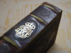 ROYAL EMBOSSED BOOK BOX / ブックボックス