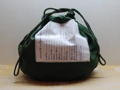 米軍支給品 パーソナルエフェクツバッグ 丸紐