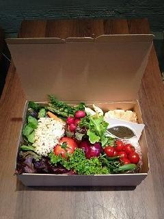 野菜を使ったギフトBOX