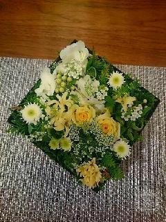 2017母の日アレンジ(BOXアレンジM)