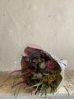 ドライフラワー花束1