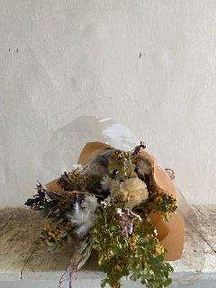 ドライフラワー花束3