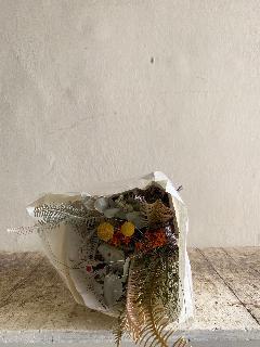 ドライフラワー花束5