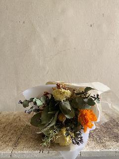 ドライフラワー花束8