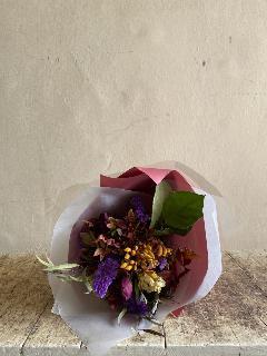 ドライフラワー花束10