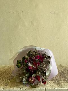 ドライフラワー花束11