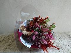 ドライフラワー花束23