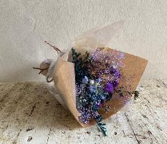 ドライフラワー花束25