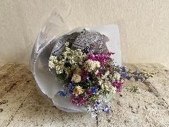 ドライフラワー花束36