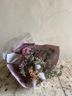 ドライフラワー花束40