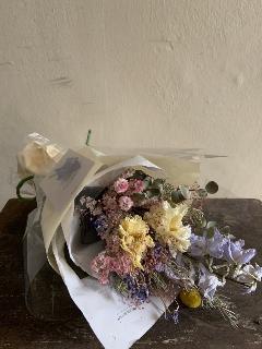 ドライフラワー花束47