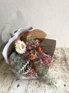 ドライフラワー花束49