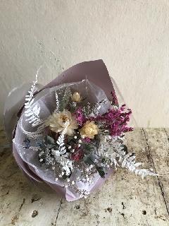ドライフラワー花束50