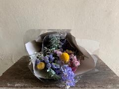 ドライフラワー花束65