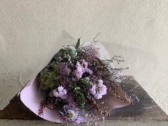 ドライフラワー花束74