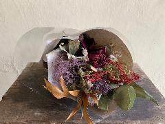 ドライフラワー花束79