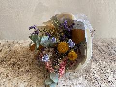ドライフラワー花束88