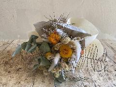 ドライフラワー花束90
