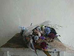 ドライフラワー花束97