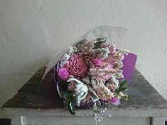 ドライフラワー花束98