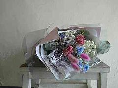ドライフラワー花束101