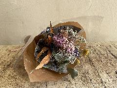 ドライフラワー花束104