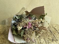 ドライフラワー花束108