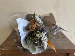 ドライフラワー花束113
