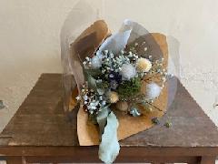 ドライフラワー花束116