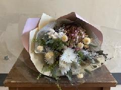 ドライフラワー花束120