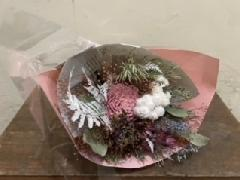 ドライフラワー花束123