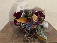 ドライフラワー花束127