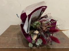 ドライフラワー花束129