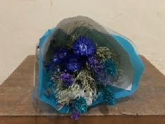 ドライフラワー花束 vivid
