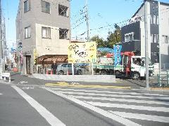 東京都西東京市野立て看板
