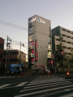 東京都練馬区LED袖看板