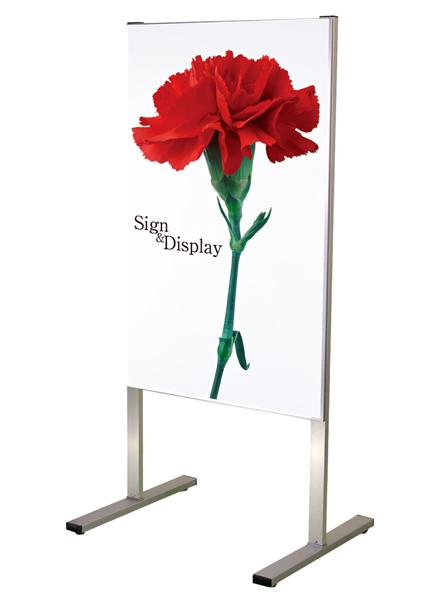 メッセージスタンド 縦タイプ600×900片面