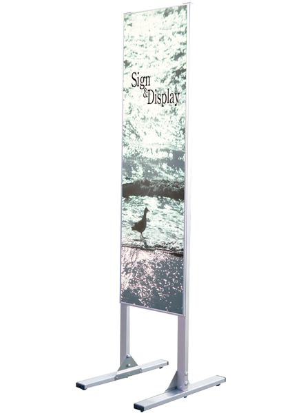 メッセージスタンド ハイタイプ300×1200両面