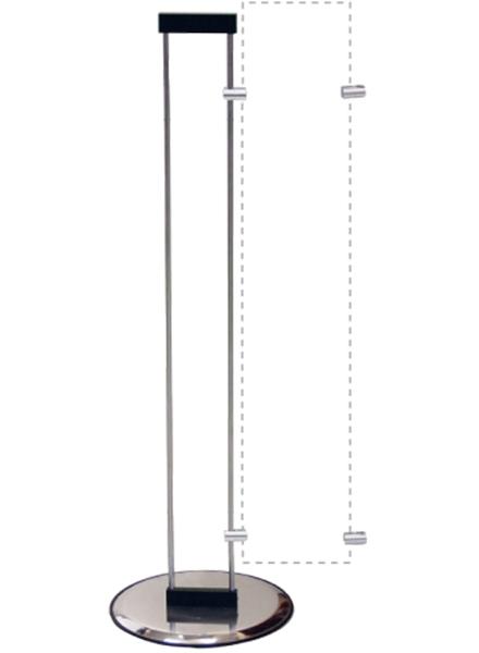 クリエイティブサインズタワー オプション拡張パイプ H9